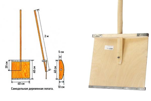 Как сделать деревянную мотыгу фото 649