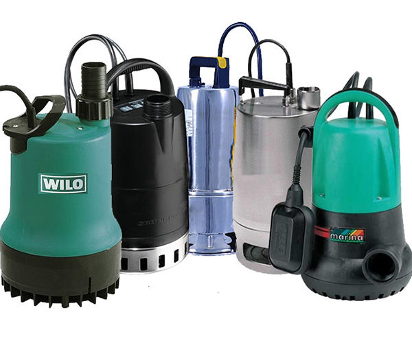 Марки дренажных насосов для грязной воды - рейтинг насосов