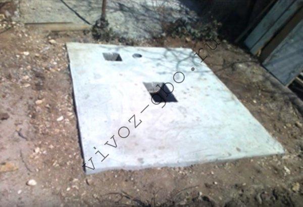 Как сделать фундамент для туалета на даче