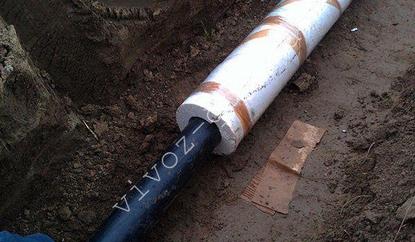 Подвала инъекциями гидроизоляция