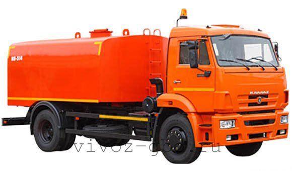 Каналопромывочная машина КО-514 для очистки засоров