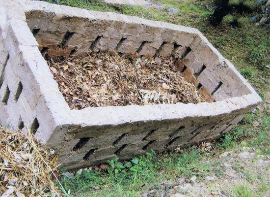 Как сделать яму для навоза 13