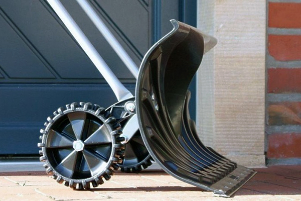 Лопата на колесах своими руками фото 729