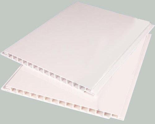 Белые пластиковые панели