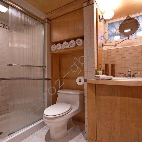Сделать шкаф в туалете из фанеры