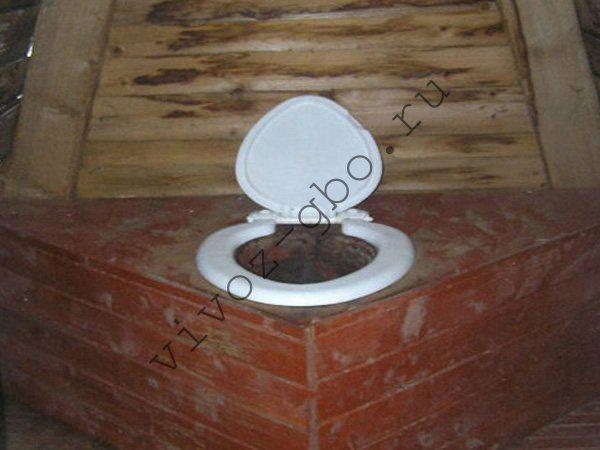 Как сделать в туалете стульчак 566