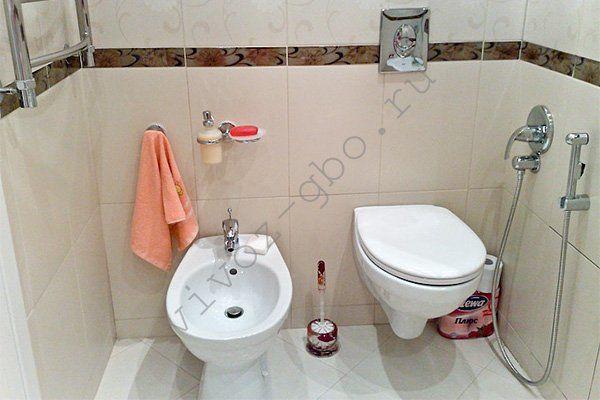 Виды гигиенического душа для туалета