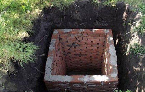 Видео выгребная яма своими руками фото 454