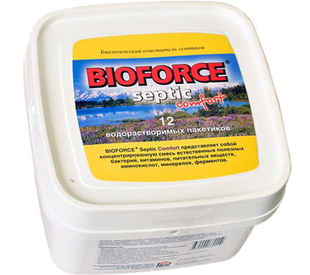 Bioforce Septic Comfor