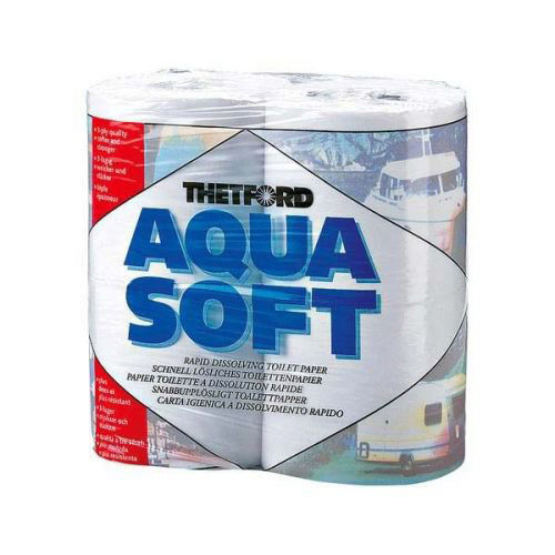 Бумага для биотуалета Thetford Aqua Soft Normal