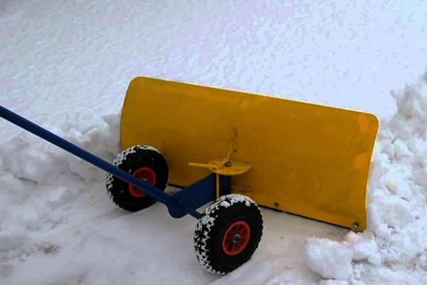 Технологическая карта лопаты для уборки снега
