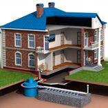 Автономная канализация на даче